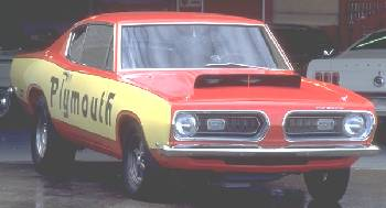 1968 S/S Barracuda