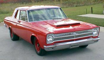 1965 Plymouth A990 Belvedere